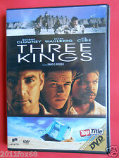 dvds film three kings george clooney mark wahlberg ice cube david o. russell ss