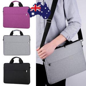 15.6'' Laptop Shoulder Carry Bag Messenger Handbag Case for MacBook/Dell/Lenovo