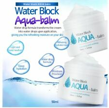 the Skin House Water Block AQUA balm 50ml, hydrating & soothing
