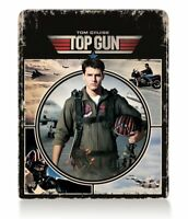 Tom Cruise Top Gun Special Collector's Edition Steel Case Specification Blu-ray