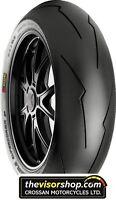 REAR 180/60/17 SC1 Pirelli DIABLO SUPERCORSA V2 Motorcycle RACE Tyre - (Soft)