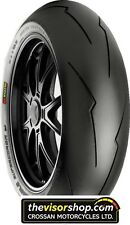 REAR 180/60/17 SC1 Pirelli DIABLO SUPERCORSA V2 RACE Tyre - (Soft) Late 2017