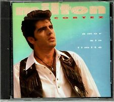 Milton cortez Amor Sin Limite     BRAND NEW  SEALED CD