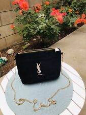 003c4d3dc28 Yves Saint Laurent Cosmetics Bag with Removable Chain 💕