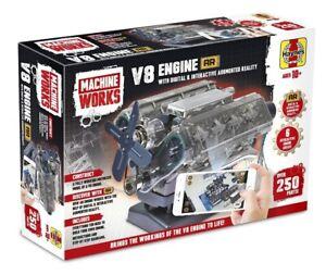 Haynes - Machine Works V8 Engine