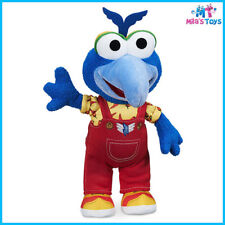 "Disney Muppet Babies Gonzo 13"" Plush Doll Toy brand new with tag"