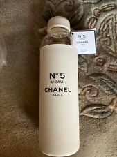 More details for chanel factory 5 glass water bottle