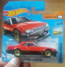 Hot wheels '82 NISSAN SKYLINE R30 new Short card