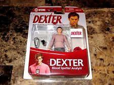 Dexter Morgan Rare Action Figure Toy Statue Michael C. Hall Showtime TV Show MOC