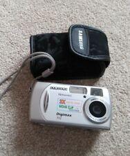Samsung Digimax 301 3.2MP Digital Camera - Silver