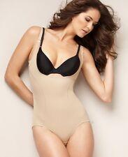 SALE!! NWOT Maidenform Wear Your Own Bra Firm Torsette Style 2656 Beige Sz Small