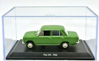 Fiat Scale 1/43 124 Car Models diecast collection vehicles road vintage