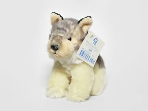 "WOLF 9"" Plush - Princess Soft Toys - Stuffed Animal - NEW WITH TAG"