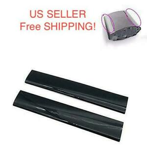 Front Back Cover Lid Shell Fits Playstation 3 Super Slim PS3 Casing Replacement