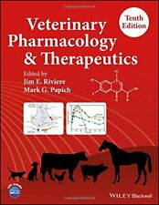 [P�F] Veterinary Pharmacology and Therapeutics by Jim E. Riviere