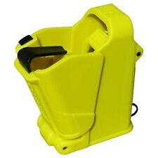 Maglula UpLULA Magazine Speed Loader 9mm to 45acp Mag UP60L Lemon Yellow