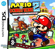Mario vs Donkey Kong 2 March of the Minis DS nintendo jeux games spelletjes 3531