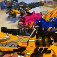 Power Rangers Dino Charger Kyoryuger Gabu Revorver Bunpakki Set