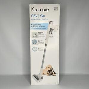 Kenmore DS4015 Cordless Stick Vac Vacuum (convertible to handheld)