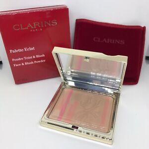 Clarins Palette Eclat Face & Blush Powder