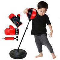 41 Zoll Sport Boxing Boxsack mit Handschuhen Ball einstellbare Spiel für Kind