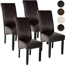 4er Set Esszimmerstuhl Esszimmerstühle Sitzgruppe Gastro Stühle 106 cm