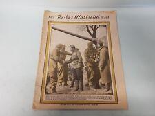 The War Illustrated No. 208 Vol 9 1945 Burma Hamburg Felixstow U-Boats Copenhage