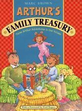 NEW - Arthur's Family Treasury: Three Arthur Adventures in One Volume