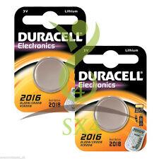 Duracell CR2016 Watch Batteries