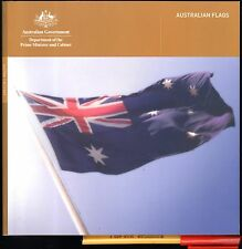 AUSTRALIAN FLAGS 54 page Australian Government publication in As new condition