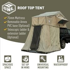 PREMIUM Roof Top Tent (without Annex) for 4WD Offroad - Local Pickup only