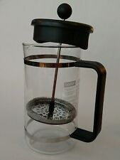 Bodum French Press 4 Cup Coffee Maker Black Top