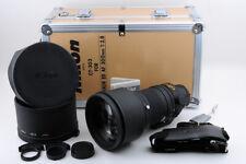 [MINT in CASE] Nikon AF Nikkor ED NEW 300mm/F2.8 IF F Mount Lens from Japan