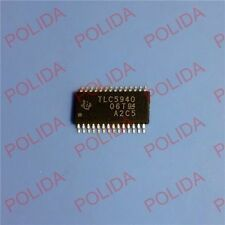 10PCS LED DRIVER PWM CONTROL IC TI HTSSOP-28 TLC5940PWP TLC5940PWPR TLC5940