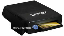 Lexar Professional FireWire 400 CompactFlash CF Card Reader IEEE 1394a PC/MAC