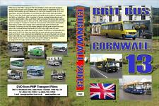 2664. Cornwall. UK. Buses. September 2013. We visit Penzance in floods, Truro on
