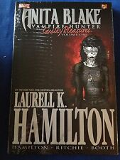 ANITA BLAKE VAMPIRE HUNTER: GUILTY PLEASURES Vol. 1 Sealed Hardcover