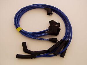 Datsun 1970-83 240Z 260Z 280Z 280ZX NGK Spark Plug Ignition Wires NEW Set 166