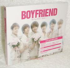 Boyfriend Be my shine - Kimi wo Hanasanai- Taiwan Ltd CD+DVD+Card