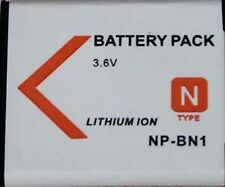 NP-BN1 Battery for Sony Cyber-shot DSC-W570 DSC-W560 DSCW330L DSC-W330R DSCW330