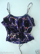 "BNWT BILLABONG LADIES STUNNING ""BELIZE"" TOP (10) COLOUR ASTRAL LAST ONE"