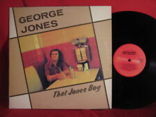 George Jones That Boy 1982 Columbia CBS Special Products LP Record MINT- SCARCE