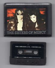 The Sisters Of Mercy - This Corrosion 4 Track Limited cassette (1987)