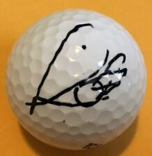 ROSS FISHER Signed Autographed Golf Ball, PGA Tour