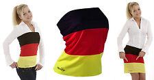Größe S TOP & ROCK Deutschland Fussball Trikot Fahne Fanartikel WM T Shirt Damen