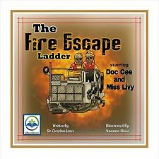FIRE ESCAPE LADDER STARRING DOC CEE AND MISS LIVY