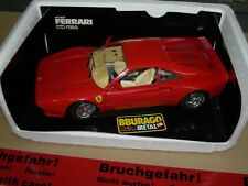 Bburago Ferrari GTO in Rot, 1 : 18 mit OVP