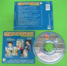 CD Compilation Cocktail italiano Vol.7 ADRIANO CELENTANO LE ORME no lp mc (C47)