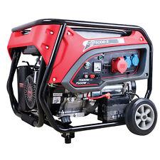 Stromerzeuger Notstrom Aggregat 7,5KW 230V + 400V + 12V  Stromgenerator E-Start