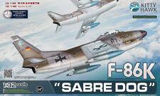 KITTY HAWK 1/32 F-86K Sabre Dog # 32008